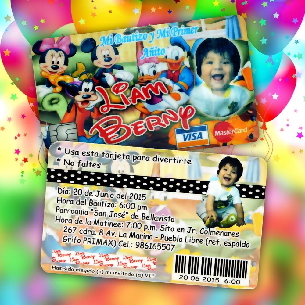 Tarjeta De Fiesta Infantil Fi 67535 Angels Graphic