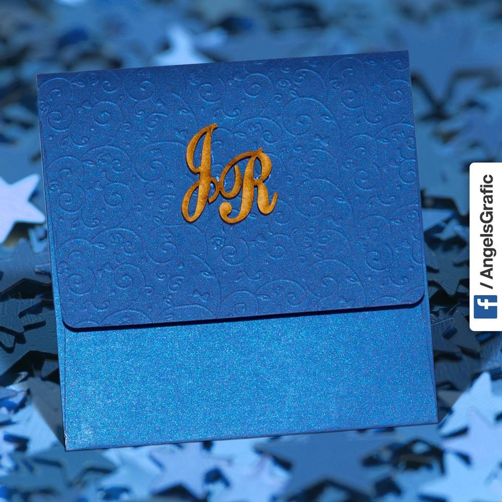 Tarjeta De Invitación Para Cumpleaños To 201 Angels Graphic