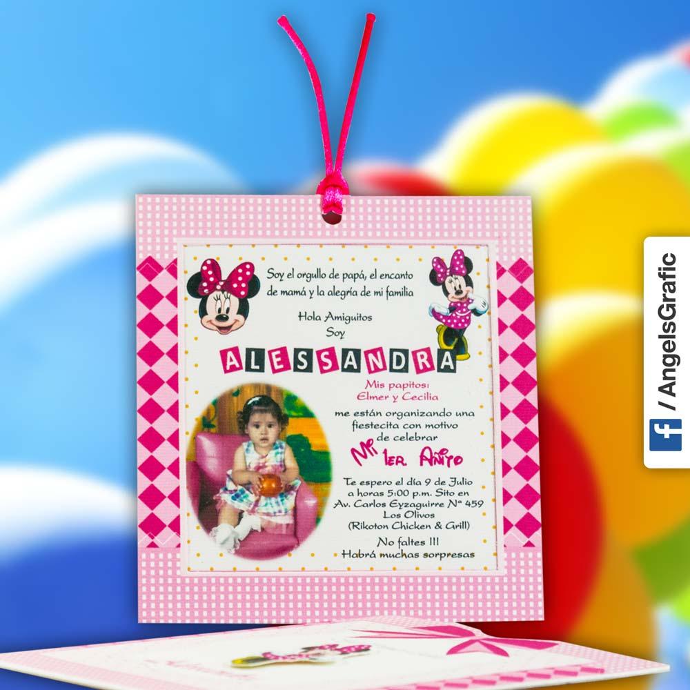 Tarjeta De Fiesta Infantil Fi 67544 Angels Graphic