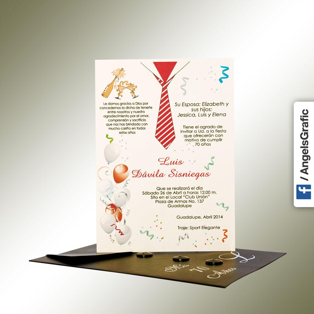 Tarjeta De Invitación Para Evento To 229 Angels Graphic