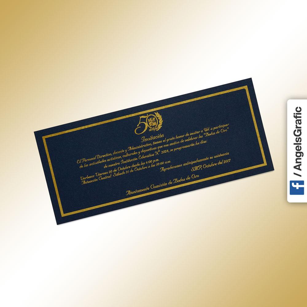 Tarjeta De Invitación Para Evento To 230 Angels Graphic