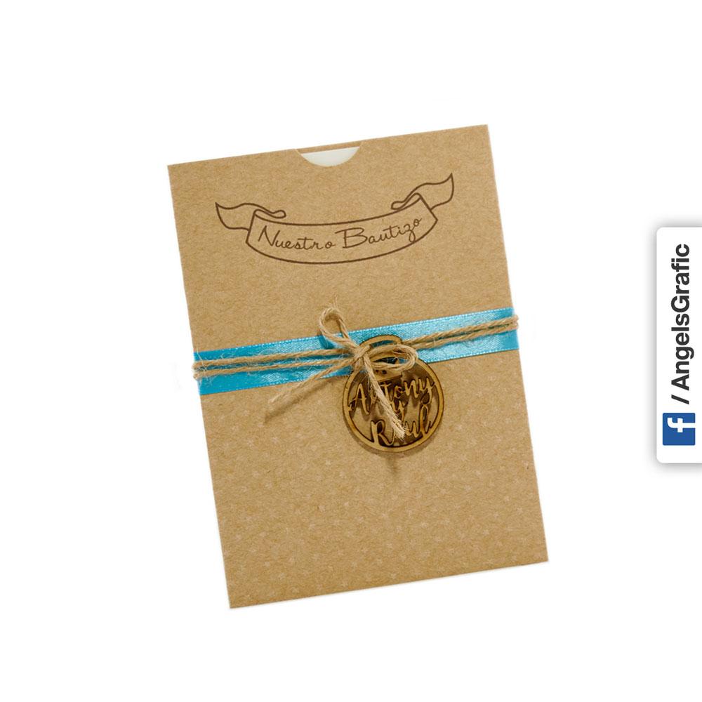 Invitación Para Misa De Honras Hr 56850 Angels Graphic